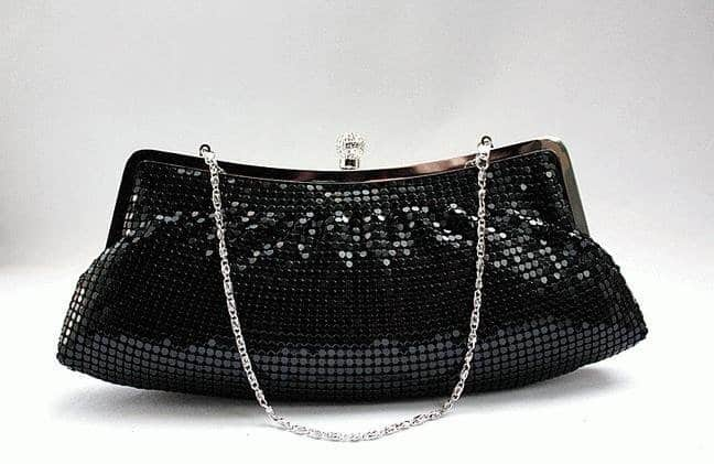 Cool Black Evening Handbags for Party