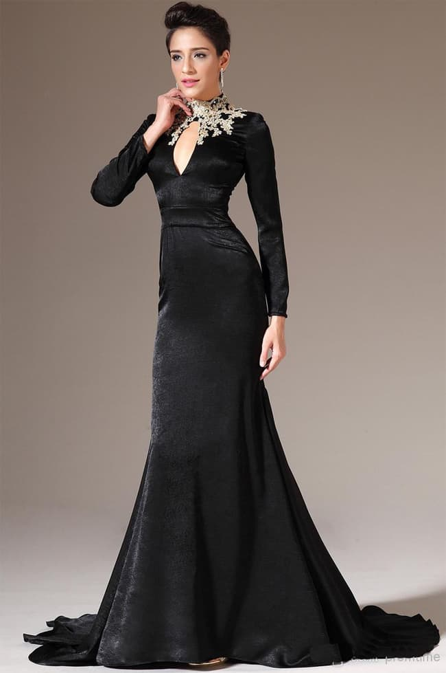 Cool Black Velvet Bridesmaid Dresses 2016-17