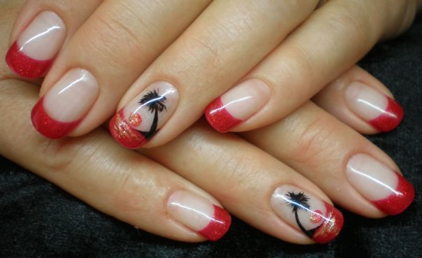 Cool Nail Paint Designs for Summer