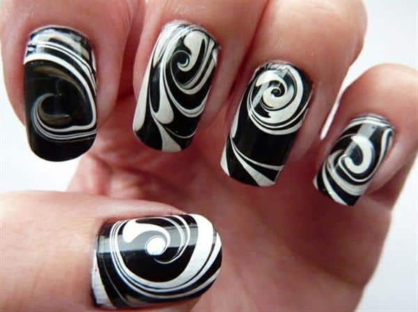 Cool and Simple Nail Art Design for Beginners