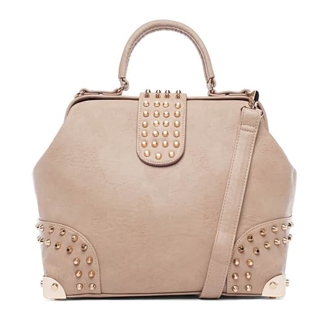 Coolest Structured Satchel Handbag for Party