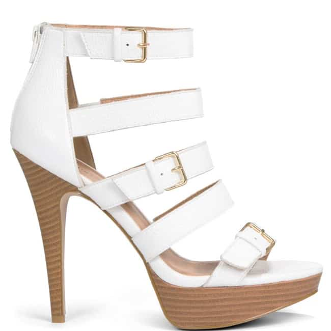 Cordoba Party White Shoes for Ladies 2016