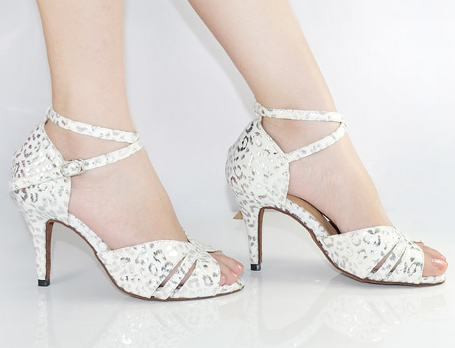 Cute Bridal White Shoes for Wedding