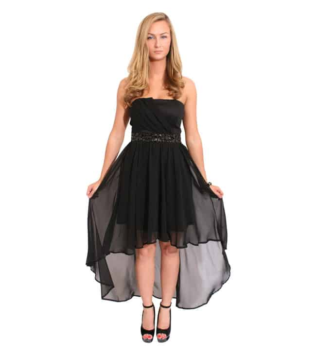 Cute Evening Black Dresses for Juniors