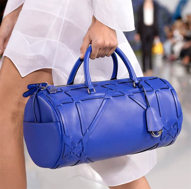 Elegant Blue Handbags Collection for Summer 2016