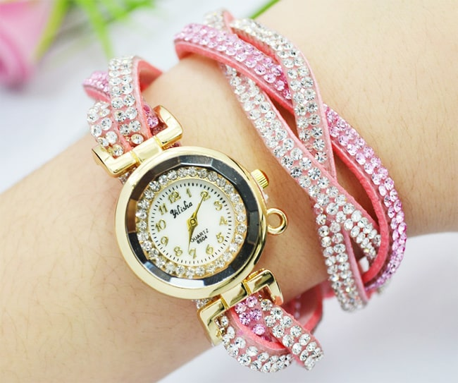 Elegant Ladies Bracelet Watches Ideas