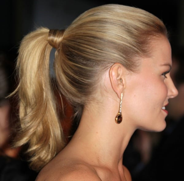 Girls Short Ponytail Haircut Ideas