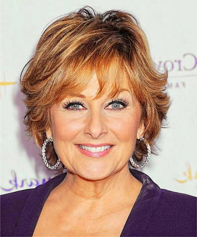Good Short Hairstyles for Mature Women