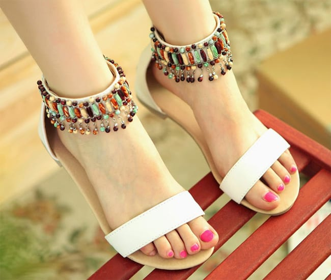 Gorgeous Footwear Ideas for Girls 2016