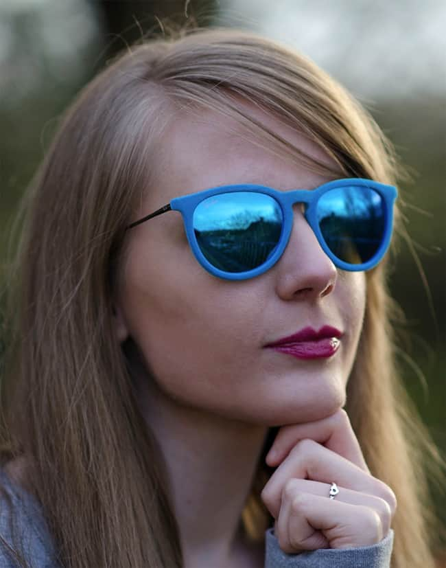 Great Blue Shade Sunglasses Designs