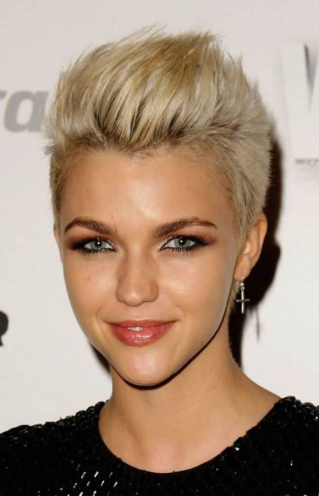 Great Feminine Short Hairstyles for Women