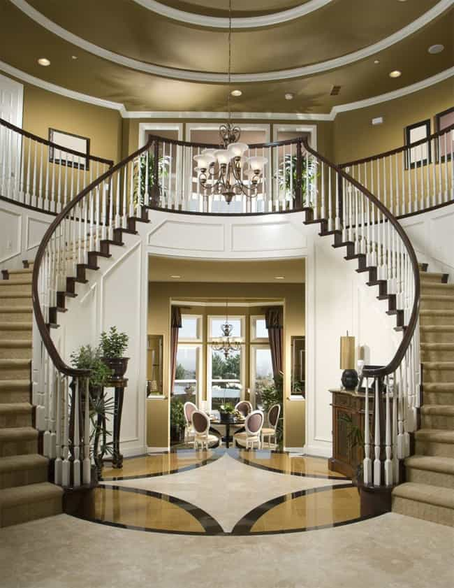 Top 10 Custom Foyer Design Ideas - SheIdeas