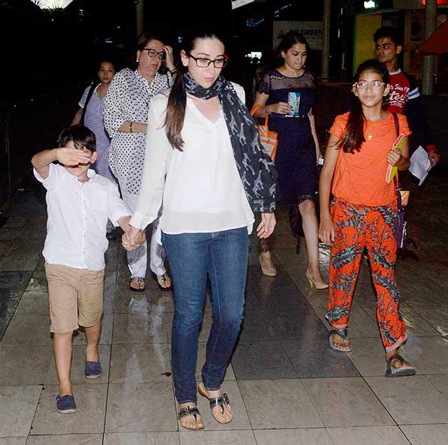Karisma Kapoor in Casual Outfits