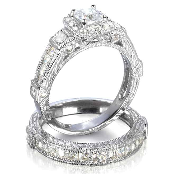 Latest Antique Wedding Rings 2016