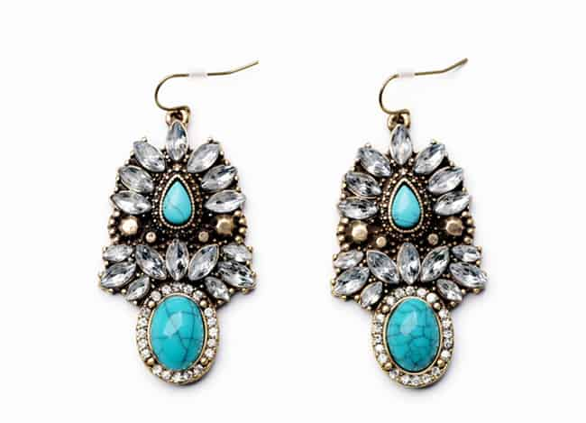 Latest Chandelier Style Earrings for Party
