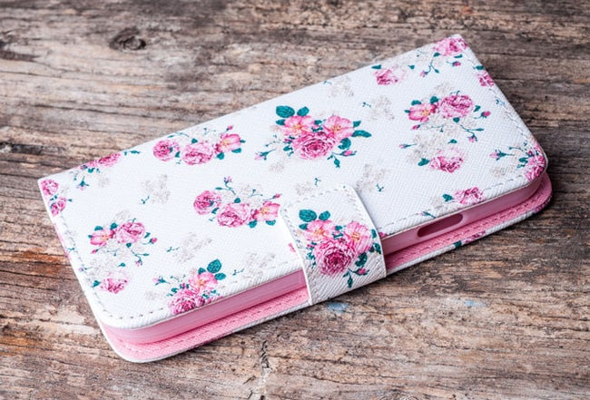 Latest Floral Style Mobile Covers Designs