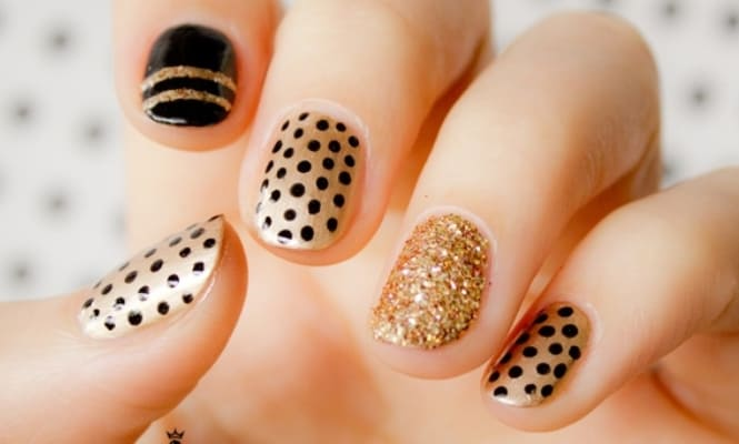 Latest Nail Paints Designs for Women