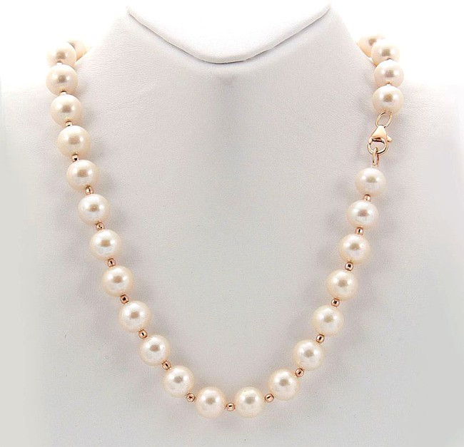 Latest Pearl Necklaces Designs