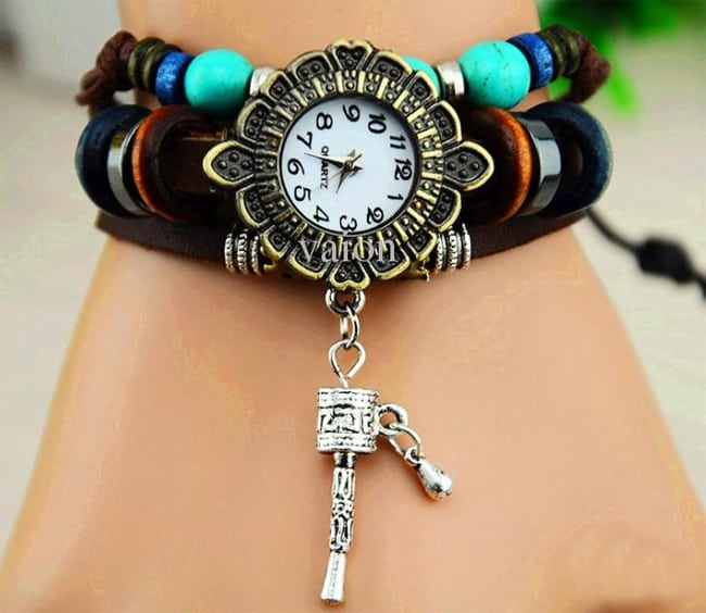 Latest Pendant Watch Design Ideas for Girls
