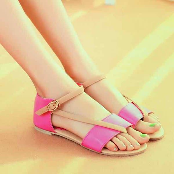 Latest Sandals Shoes Designs for Summer