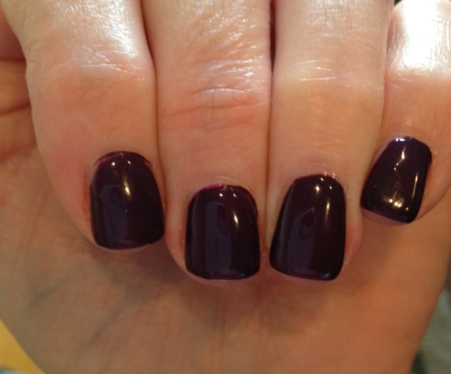 Latest Shellac Gel Manicure Ideas for Girls