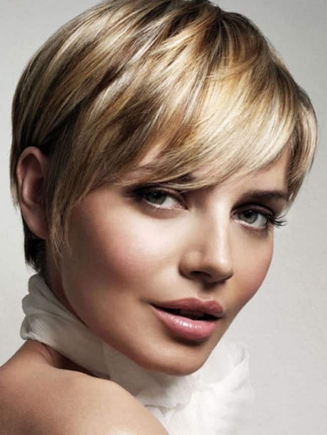 Latest Women Hair Styles : 20 Latest Womens Short Hairstyles 2016 - SheIdeas
