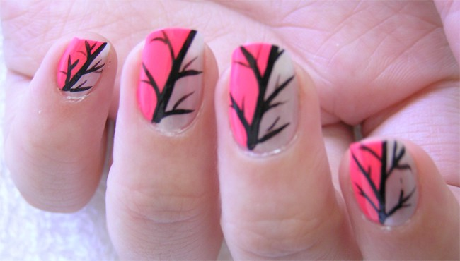 Latest Simple Nail Art Ideas for Girls