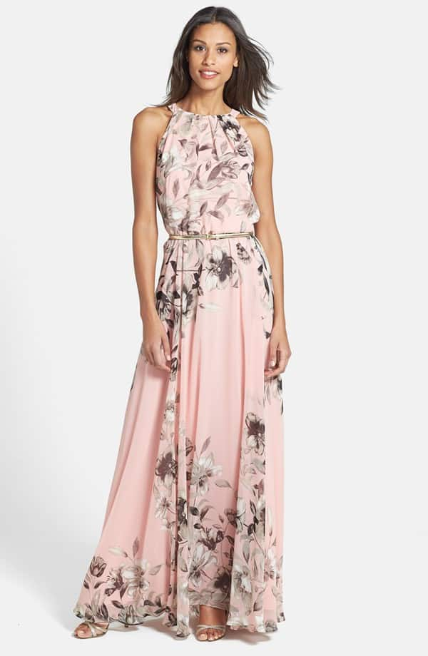 Maxi dress 2016 summer dresses