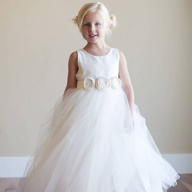 Little Girls Bridesmaid Dresses Pictures