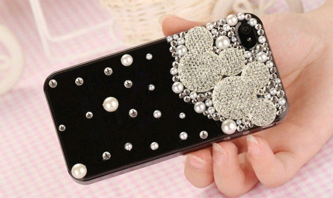 New Black Mobile Covers Ideas for Women