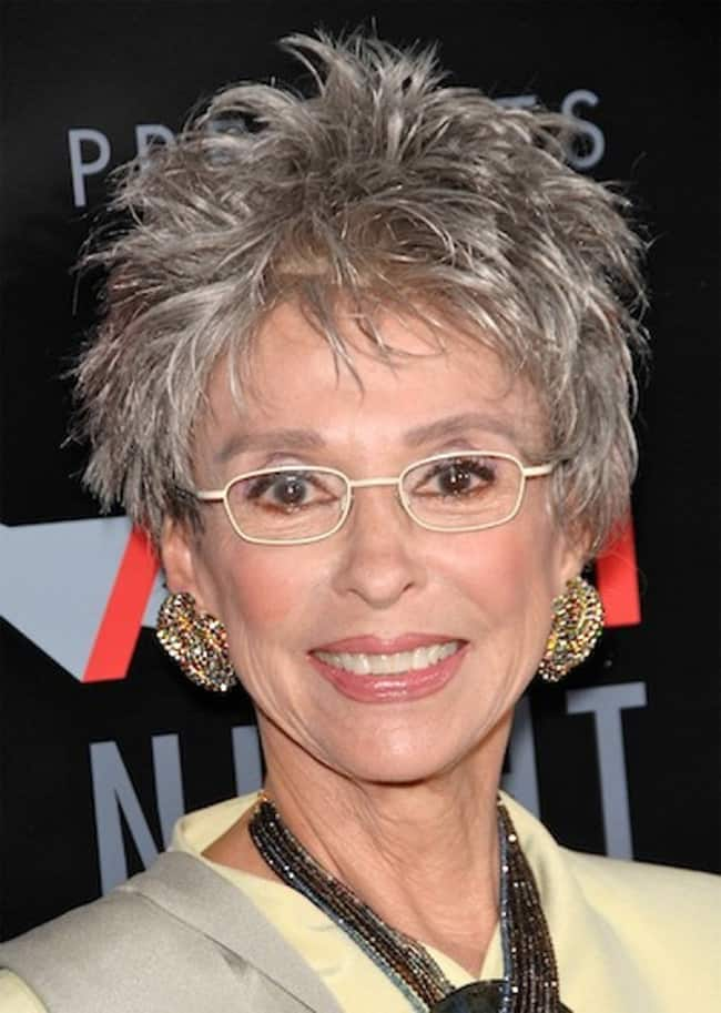 New Short Spikey Hairstyles for Women Over 60