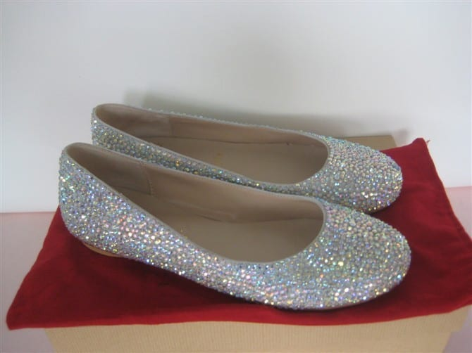 Outstanding Cheap Formal Flats for Wedding