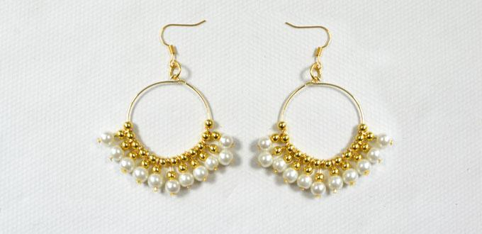 Outstanding Earrings Designs With Beads