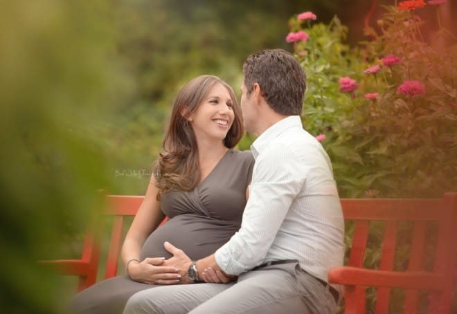 Pregnancy Cool Photography With Husband