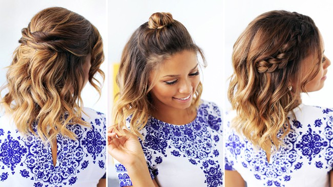 Galerry hairstyle 2016 easy