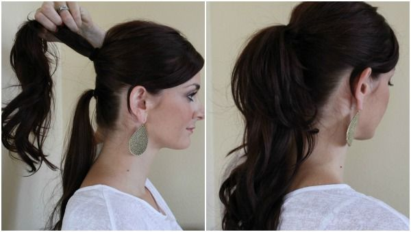 Magnificent 16 Cute Easy Hairstyles 2016 Sheideas Hairstyle Inspiration Daily Dogsangcom