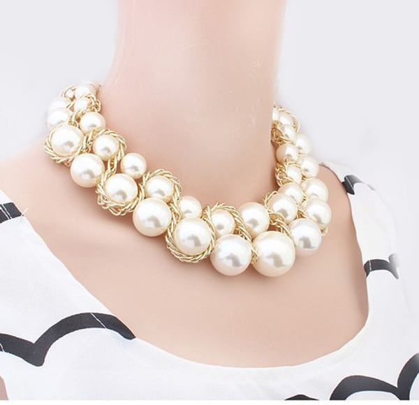 Stunning Pearl Necklaces for Women 2016-17
