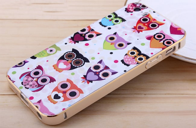 Super Printed Mobile Phones Cover for Girls