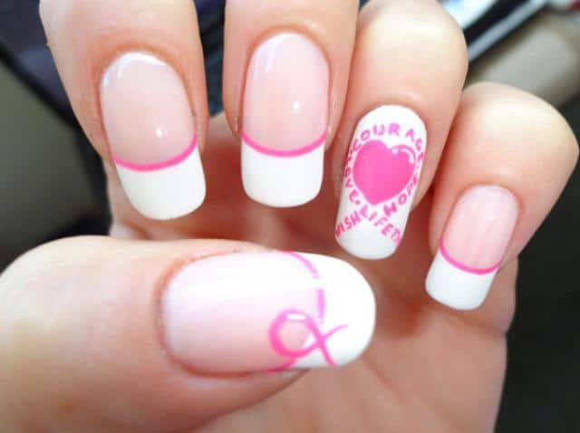 Trendy Nails Painted Designs for Teen Girls
