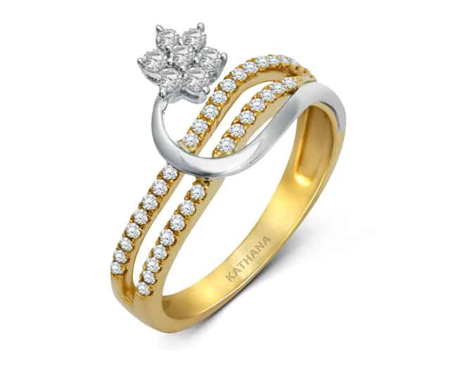 Wedding Antique Gold Rings for Women