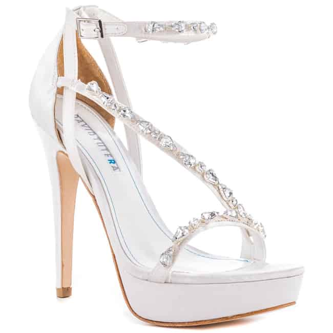 White David Tutera Sandals for Women