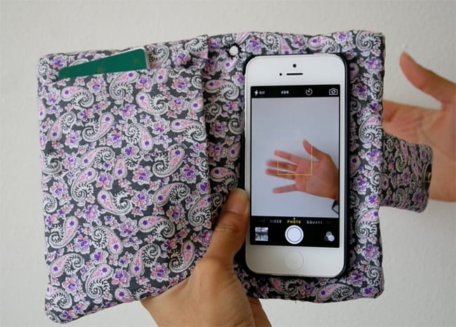 Women Phone Case Wallet for New Year