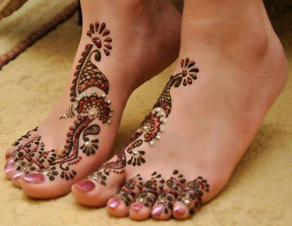 Wonderful Bridal Henna Art Trend 2016-17
