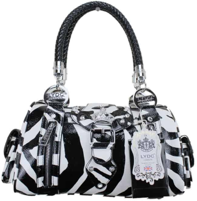 Zebra Print Designer Purse Designs 2016
