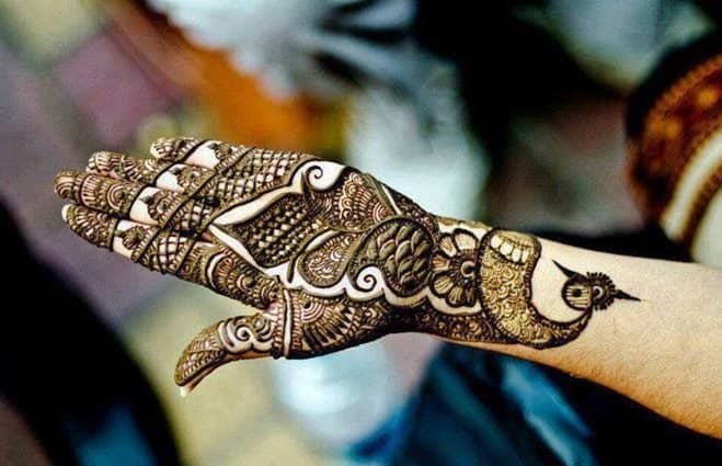 Mehndi Designs New Models : Cool mehndi designs on back hands male models picture