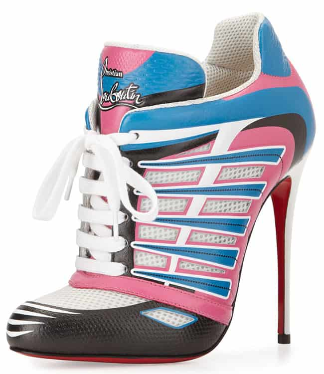 Amazing High Heel Tennis Shoes for Sports