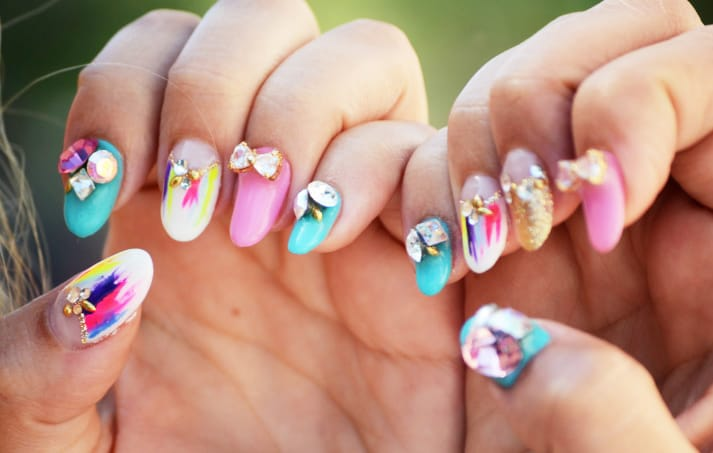japanese nail art designs - photo #48