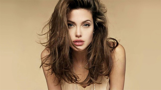 Angelina Jolie Wallpaper for Desktop
