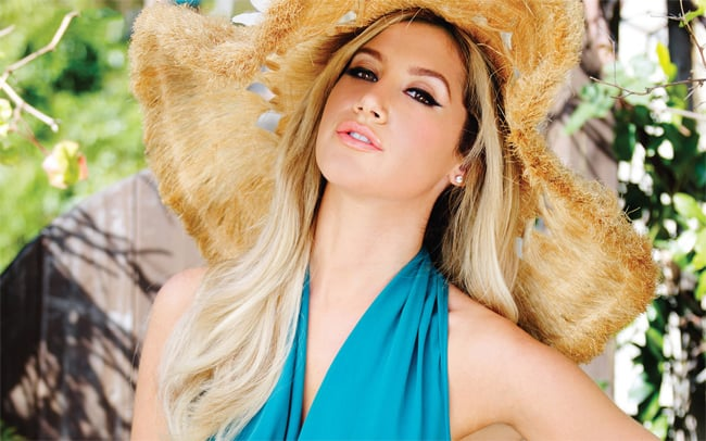 Ashley Tisdale Model Wallpapers 2016
