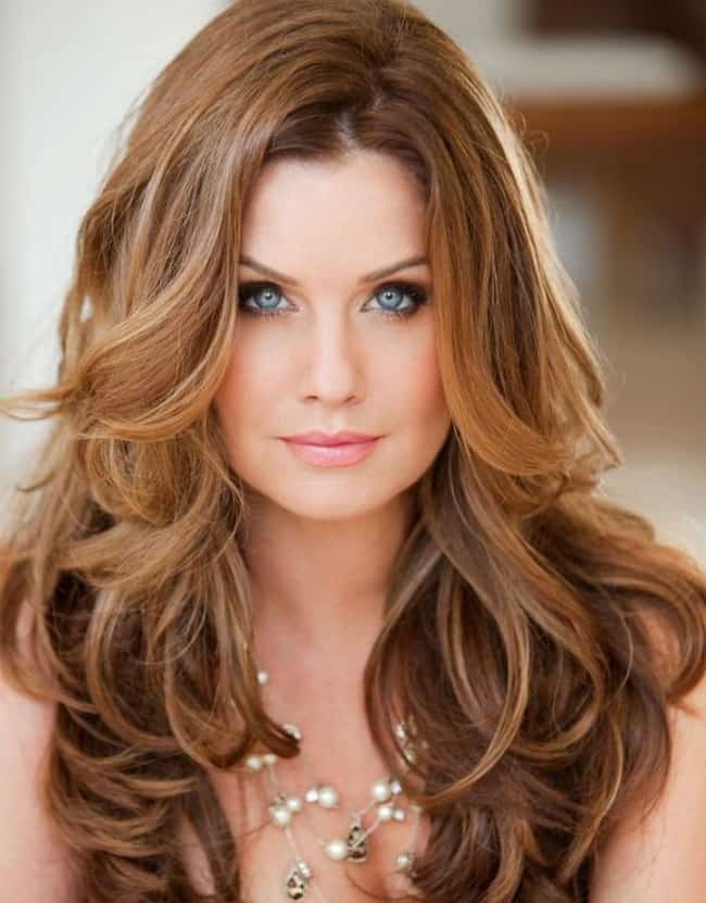 Beautiful Long Wavy Hairstyles 2017